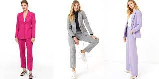 Different Types of Pant Suits and What They Have to Offer